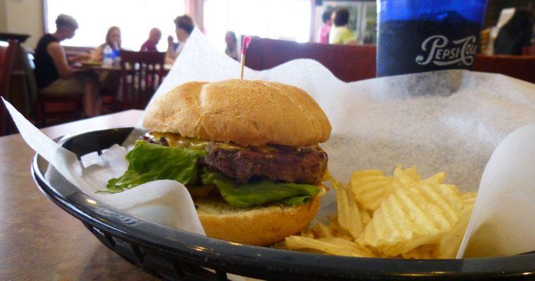 Southwest Cheeseburger