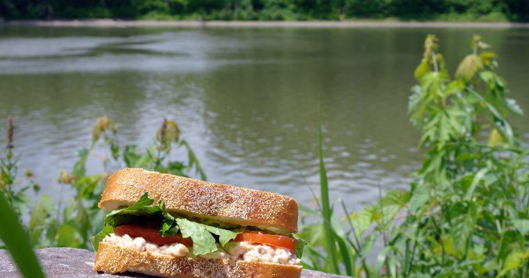 Salmon on Italian