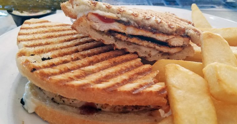 The Louisiana Panini